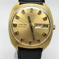 Enicar Or/Acier 35mm Remontage automatique 147-01-02 occasion