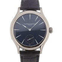 Laurent Ferrier Galet Micro-Rotor 40 Automatic Blue Dial
