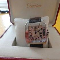 Cartier Santos 100 XL - Men's - 2010s