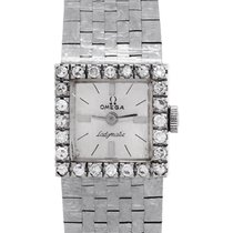 Omega De Ville Ladymatic White gold 17mm White United States of America, Florida, Boca Raton