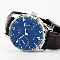 IWC Portuguese Automatic - 7 Day - Factory Warranty - NEW