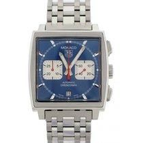 TAG Heuer Monaco CW2113 Chronograph Mens Watch