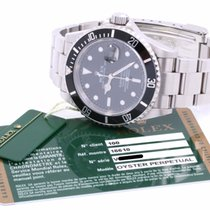 Rolex 2010 Submariner Date - Engraved - Card - 16610 - 40MM