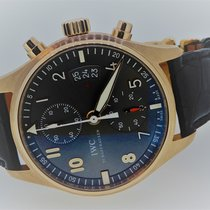 IWC Pilot Spitfire Chronograph IW387803 2014 pre-owned