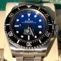 Rolex Deepsea D Blue James Cameron 126660  LC100 2018 box&papers