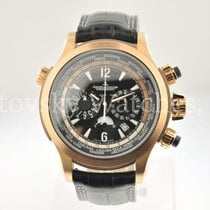 Jaeger-LeCoultre Master Compressor Extreme World Chronograph occasion 46mm Or rose