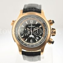 Jaeger-LeCoultre Master Compressor Extreme World Chronograph Ouro rosa 46mm