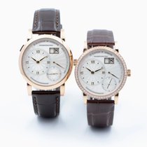 A. Lange & Söhne Lange 1 Rose gold United States of America, Texas, Houston
