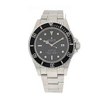 Rolex Sea-Dweller 4000 Steel 40mm Black No numerals United Kingdom, Swansea