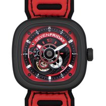 Sevenfriday P3 Transparent United States of America, California, San Mateo