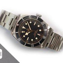 Tudor 79230N Ατσάλι Black Bay (Submodel) 41mm