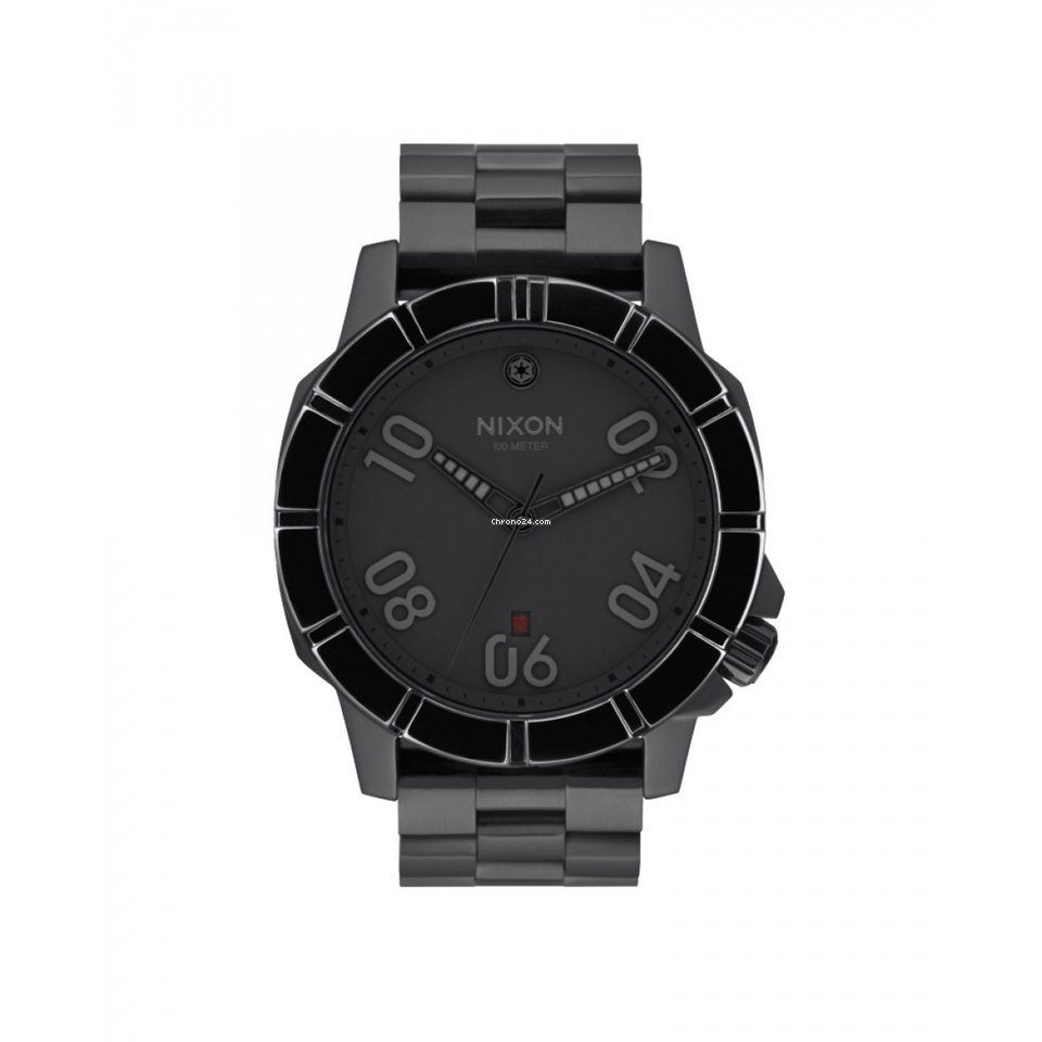 af3cdee439649 Nixon Steel watches - all prices for Nixon Steel watches on Chrono24