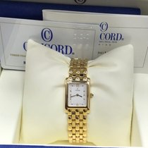 Concord Yellow gold 20mm Quartz 50-25-665 pre-owned