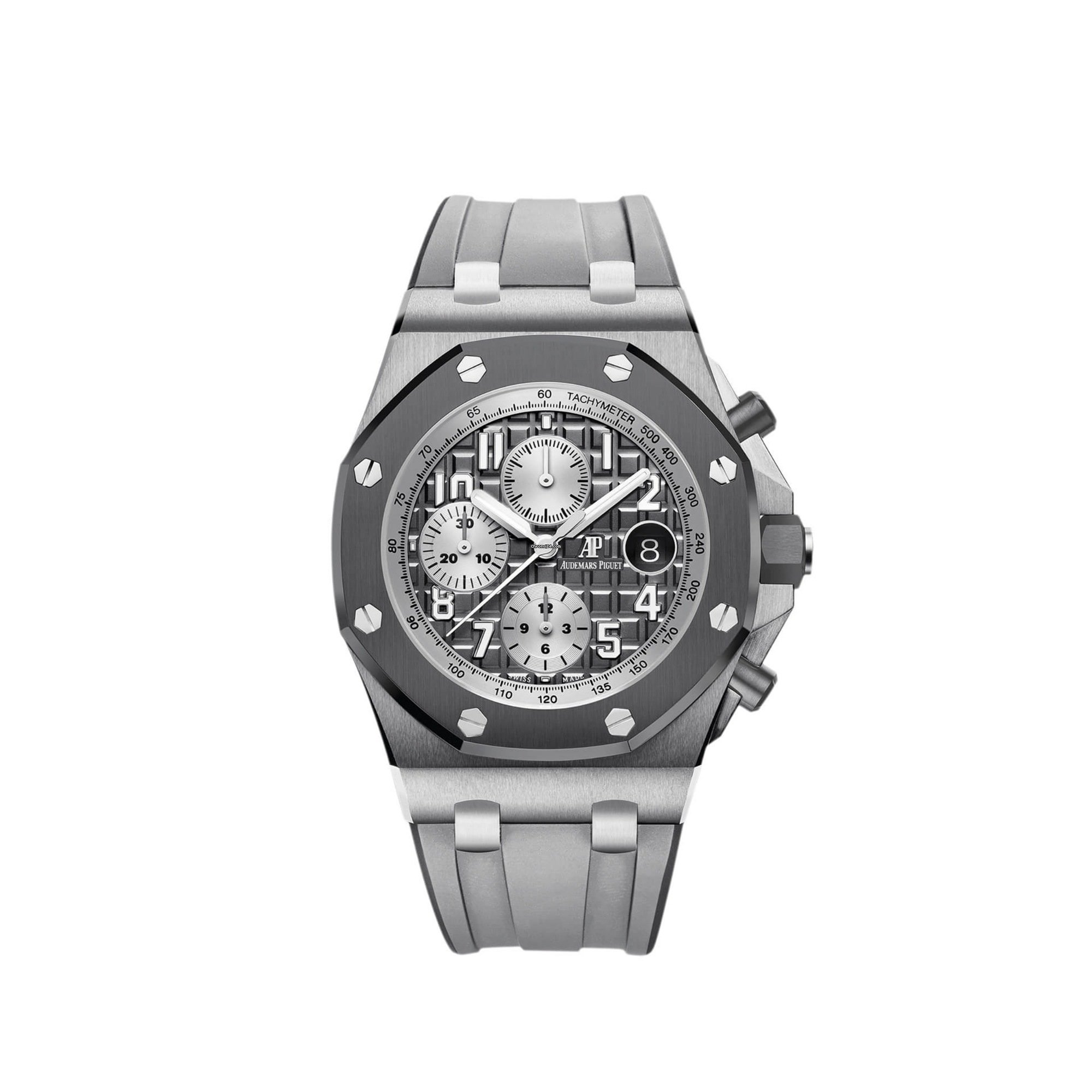 c4465dfe9e3 Audemars Piguet Royal Oak Offshore Ghost Titanium Ceramic... for $28,299  for sale from a Trusted Seller on Chrono24