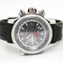 Jaeger-LeCoultre Master Compressor Extreme World Chronograph Platino 46.3mm Gris