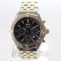 Breitling Gold/Steel 38mm Automatic B35312 pre-owned