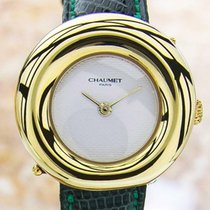 Chaumet Yellow gold 28mm Quartz pre-owned
