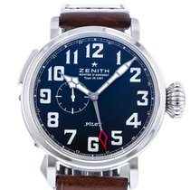 Zenith Pilot Type 20 GMT 03.2430.693 2010 pre-owned