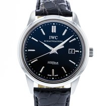 IWC Ingenieur Automatic Steel 42.5mm Black United States of America, Georgia, Atlanta
