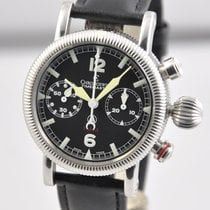 Chronoswiss Timemaster Steel 40mm Black Arabic numerals United States of America, Ohio, Mason