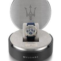 Bulgari Steel 44.5mm Chronograph Octo United States of America, New York, New York
