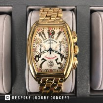 Franck Muller Yellow gold Automatic 8002 cc pre-owned United Kingdom, LONDON