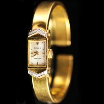 Rolex Oyster Precision Yellow gold United States of America, New York, New York, New York