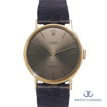 Rolex Cellini Yellow gold 32mm White Roman numerals South Africa, Johannesburg
