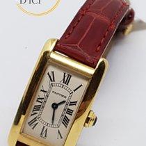 Cartier Tank Américaine Or jaune France, Issy les Moulineaux