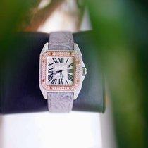 Cartier Santos (submodel) Золото/Cталь Россия, Москва