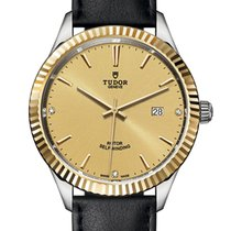Tudor Gold/Steel 34mm 12313-0020 new