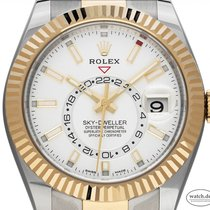 Rolex 326933 Gold/Stahl 2019 Sky-Dweller 42mm neu Deutschland, Stuttgart