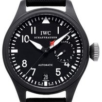IWC Big Pilot Top Gun new Automatic Watch with original box and original papers IW501901