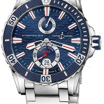 Ulysse Nardin Diver Chronometer 263-10-7M-93 new