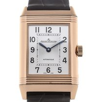 Jaeger-LeCoultre Reverso Duetto 40 Automatic Silver Dial