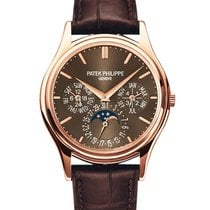Patek Philippe Perpetual Calendar 5140R-001 Unworn Rose gold 37.2mm Manual winding