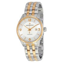 Hamilton Jazzmaster Viewmatic Automatic Silver Dial Mens Watch...