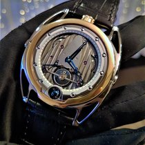 De Bethune Rose gold Manual winding 45mm pre-owned DB28