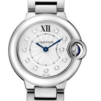 Cartier Ballon Bleu 28mm Steel 28mm Silver United Kingdom, London