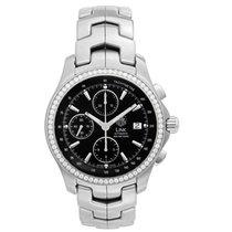 Ταγκ Χόιερ (TAG Heuer) Link Chronograph Men's Watch ( CJF2117 )