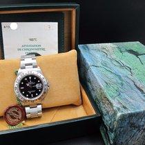 롤렉스 (Rolex) EXPLORER 2 16570 Black Dial with Box and Paper