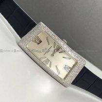 Vacheron Constantin - Grand Curved 25510 Diamond Bezel Silver...