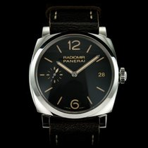 Panerai Radiomir 1940 3 Days Steel 47mm Black Arabic numerals