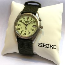 Seiko Vintage Kinetic Military Lumibrite 5M42-0D30