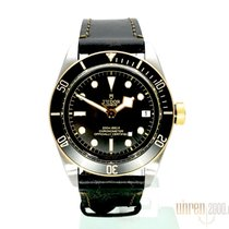 Tudor Heritage Black Bay Steel Gold 79733N-0001