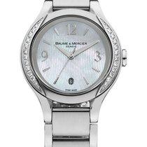 Baume & Mercier Ilea new Quartz Watch with original box and original papers M0A08771