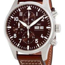 IWC Pilot Chronograph IW377713 2020 nuevo