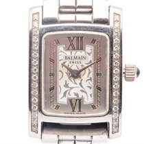 Balmain 24mm Quartz pre-owned Silver