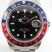 Rolex GMT-Master II rosso blu  Stick dial New Nuovo  Nos