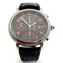 Audemars Piguet Millenary Chronograph Black Red Arabic Schwarz...